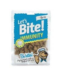 Care Let's Bite Dog Immunity 150g