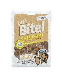 Care Let's Bite Dog Shine On! 150g