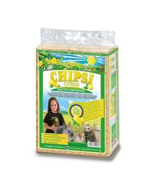 Chipsi Citrus Multi - trociny cytrynowe 60 l