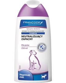 Szampon Neutralizujący Brzydki Zapach 250 ml