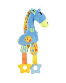 Zabawka Pluszowa Puppy Żyrafa Niebieska