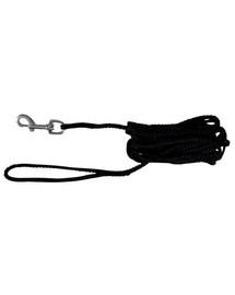 Linka nylonowa 10 m czarna