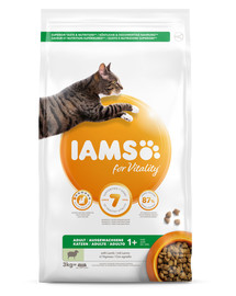 Cat Adult All Breeds Lamb 3 kg