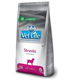 Vet Life Struvite Dog 12 kg