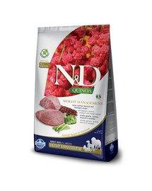 Dog Quinoa Weight Management Lamb & Broccoli 7 kg