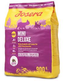 Mini Delux 900g dla psów dorosłych
