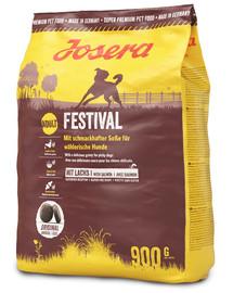 Dog Festival 900g dla wybrednych psów, z pysznym sosem