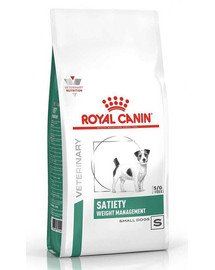 Satiety Small Dog 3 kg
