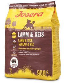Lamb & Rice 900g z delikatną jagnięciną
