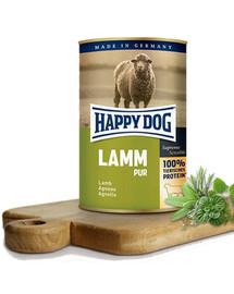 Puszka dla psa - jagnięcina (lamm pur) 400g