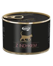Natural Taste Bogata W Indyka 185 g