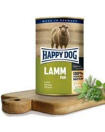 Puszka dla psa - jagnięcina (lamm pur) 800g