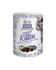 Care Cat Snack Superfruits Kitten 100g