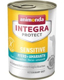 Integra Sensitive Konina Z Amarantusem 400 g