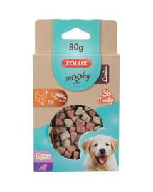 Przysmak MOOKY Puppy LOVIES 80 g