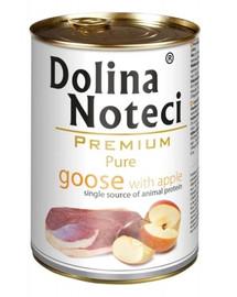 Premium Pure Gęś Z Jabłkiem 0,4 kg