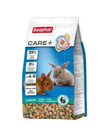 Care+ Rabbit Junior Pokarm Dla Młodego Królika 1,5 kg
