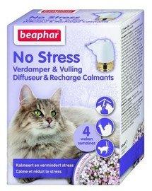 No Stress Dyfuzor + Wkład Aromatyzer Behawioralny Dla Kotów 30 ml