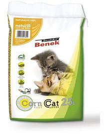 Super Corn Cat naturalny 25 l