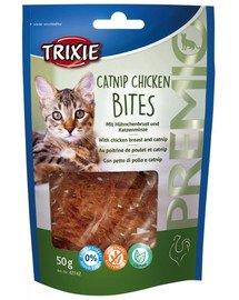 Przysmak PREMIO Catnip Chicken Bites 50 g