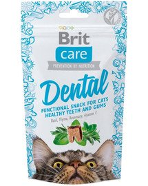 Care Cat Snack Dental  50g