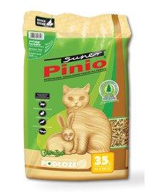 Super Pinio granulat zielona herbata 35 l