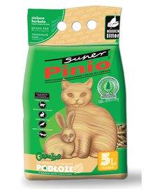 Super Pinio granulat zielona herbata 5 l