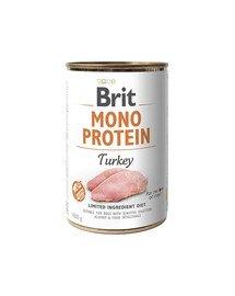 Mono protein turkey 400 g