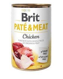Pate & Meat chicken 400 g