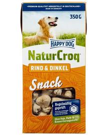 Natur Snack wołowina + orkisz (rind + dinkel) 350 g