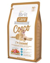 Care Cat Cocco I'm Gourmand 2 kg