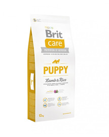 Care Puppy lamb & rice 12 kg
