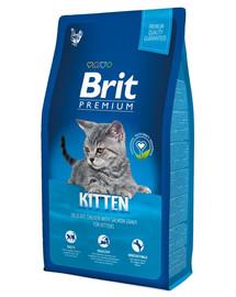 Premium kitten 8 kg