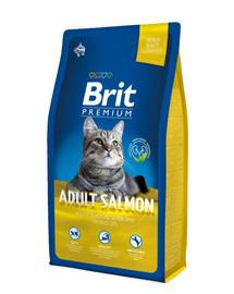 Premium Cat Salmon 8 kg