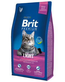 Premium Cat Light 8 kg