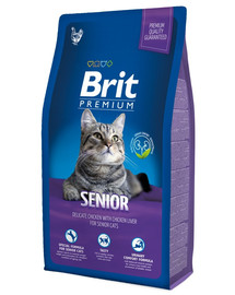 Premium Cat Senior 1,5 kg