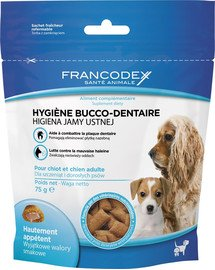 Przysmak dla szczeniąt i psów - higiena jamy ustnej 75 g