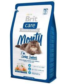 Care Cat Monty I'm Living Indoor 7 kg