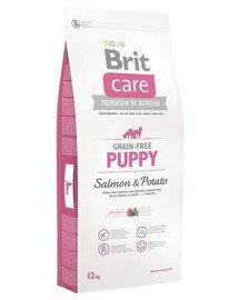 Care Grain-Free Puppy salmon & potato 12 kg