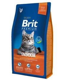 Premium Cat Indoor 8 kg