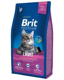 Premium Cat Light 8 kg