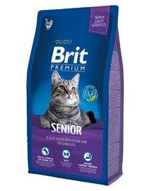 Premium Cat Senior 8 kg