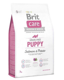 Care Grain-Free Puppy salmon & potato 3 kg