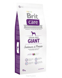 Care Grain-Free Giant salmon & potato 12 kg