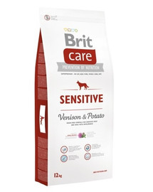 Care Sensitive venison & potato 12 kg