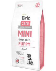Care Grain Free Mini Puppy lamb 2 kg