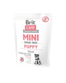 Care Grain Free Mini Puppy lamb 400 g