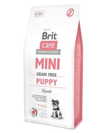 Care Mini Grain Free Mini Puppy lamb 7 kg