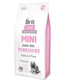 Care Grain Free Mini Yorkshire 7 kg
