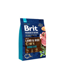 Premium By Nature Sensitive Lamb 3 kg